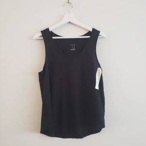 NWT A New Day Women's Black Tank Top
